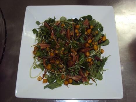 Salada Colorida com Leques de Cebolinha | lauren schuster