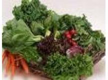 Salada de agrião sofisticada