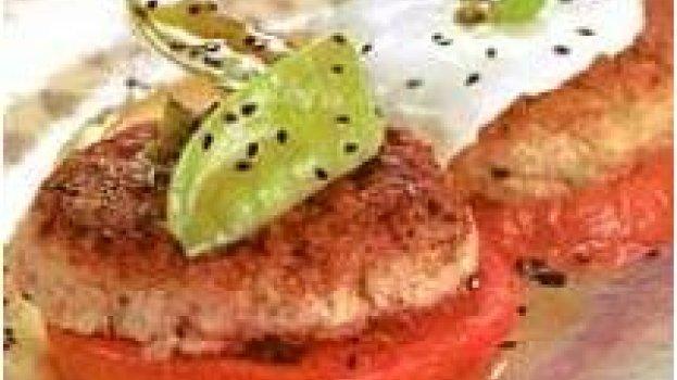 saladade chiocórioa com filé de frango