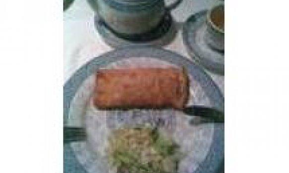 Crepe Chinês