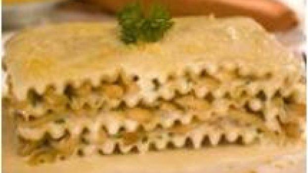 Lasanha de Frango com Curry