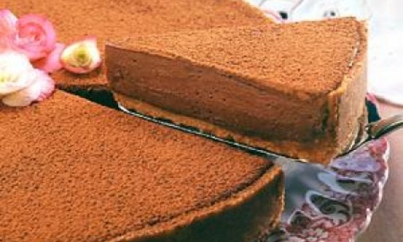 Cheese-cake de Cacau