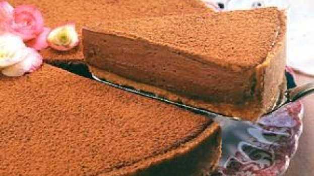 Cheesecake de Cacau