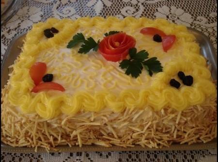 Torta Salgada (festa)   Lucy R. Lopes