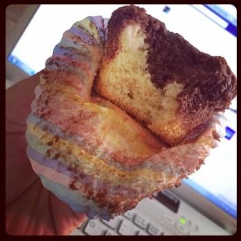 Massa Básica de Cupcake