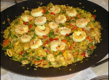 PAELLA d'humorcego
