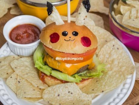 Pikachu Burguer