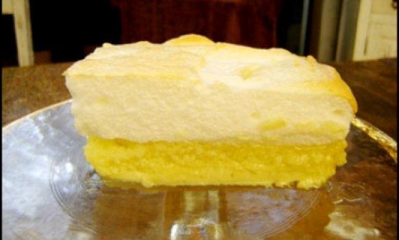 Torta de coco Meaipe