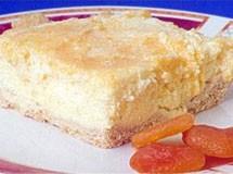 Torta de Ricota com Damasco Diet   Luiz Lapetina
