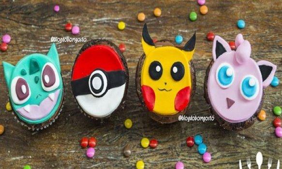 Cupcake de Pokemón