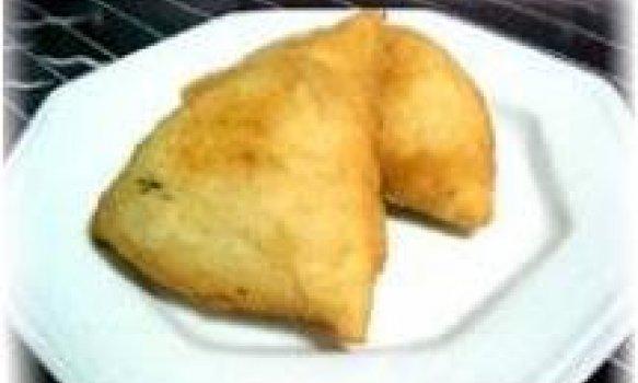 Triângulos de carne