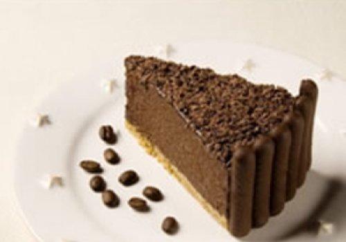 Torta mousse de café