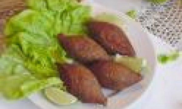 Delicioso Quibe de Batatas