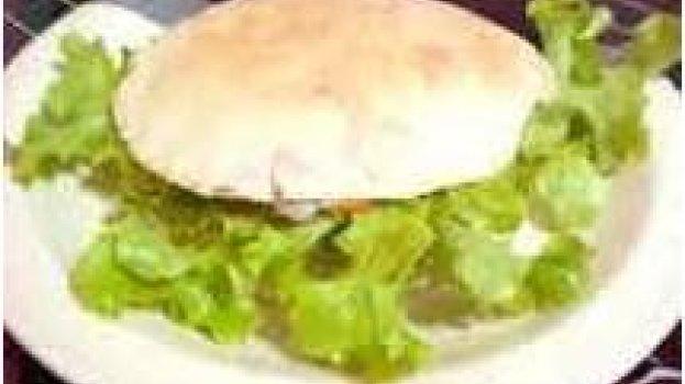 Sanduíche Light de Atum