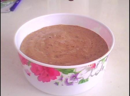 Recheio de Ameixas para tortas