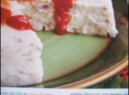 Flan de sardinha com molho de tomate | Andre