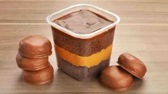 Pão de Mel no Pote