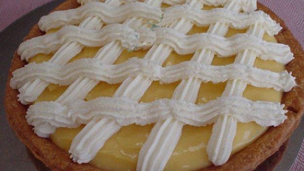 Torta Chiffon de Limão