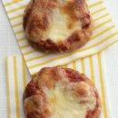 Pizzas de Pão Pita