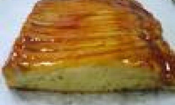 Torta de Bananas Carameladas
