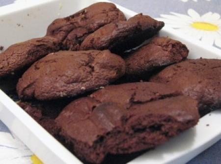 Cookies de Chocolate meio Amargo | Cátia Nair de Oliveira Silva