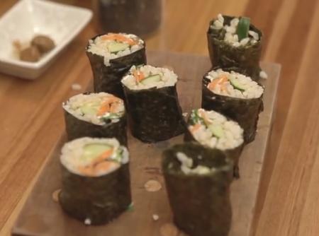 Sushi Vegano