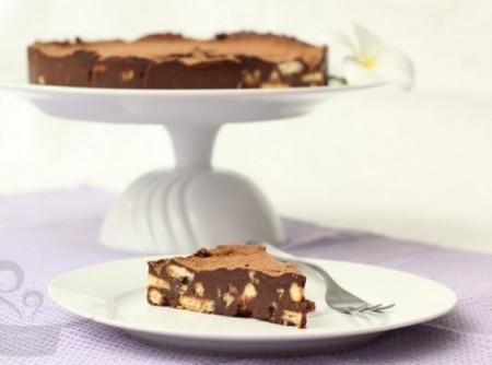Torta Ganache de Chocolate | Aline de Carvalho Seixas