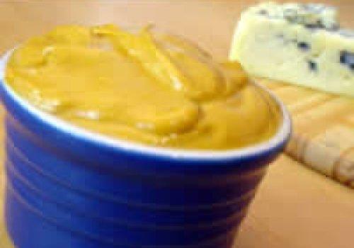 Molho roquefort com azeite de oliva