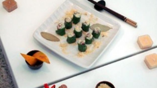 Sushi de Feijoada