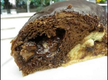 Trança de Chocolate com Bombons | Cynthia Regina Melillo Faraco
