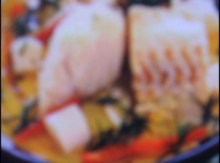 Estrogonofe de bacalhau