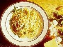 Espaguete ao Pesto | Luiz Lapetina