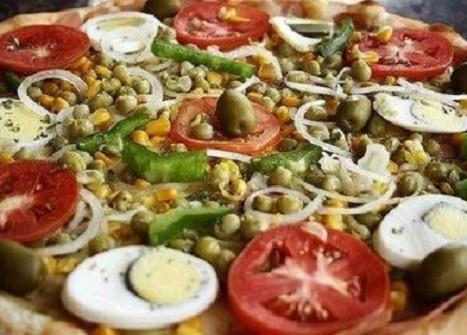 Pizza à Portuguesa