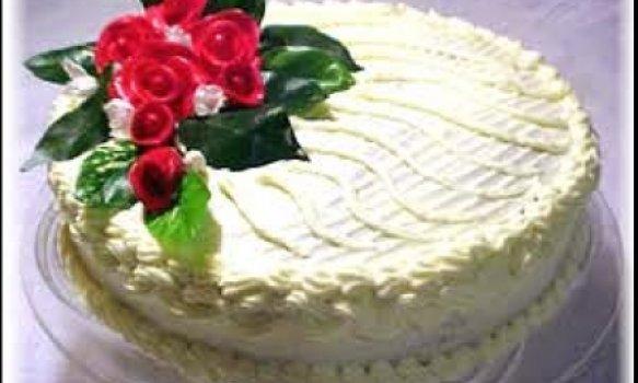 Torta Mousse de Goiaba