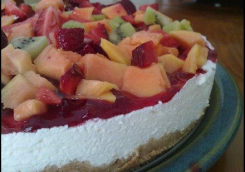 Cheesecake tutti fruit