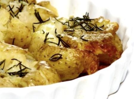 Batatas Socadas