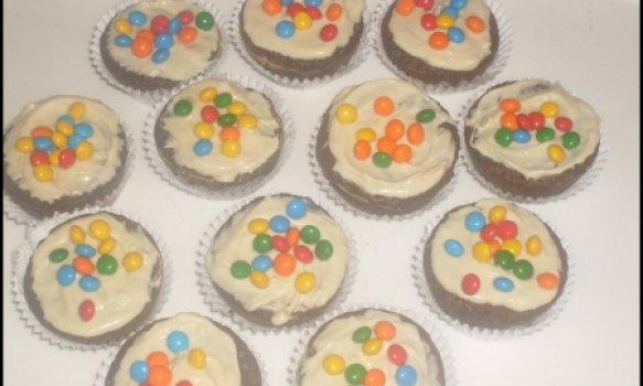 Bolinhos de chocolate (Muffins)