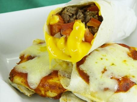 Como fazer Burritos e Chimichangas | Web à Milanesa