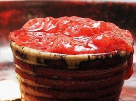 Geléia de morango | Adriane João
