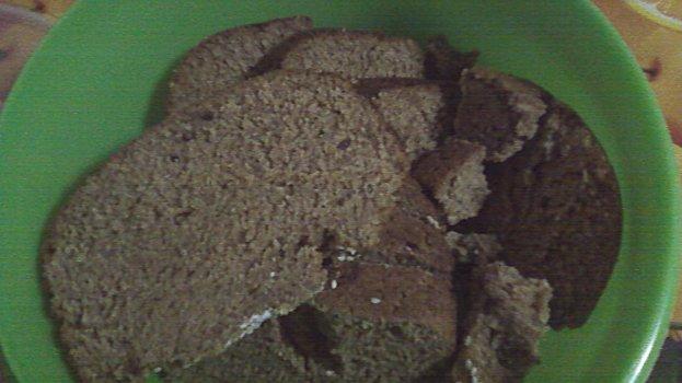 Pão Integral de Soja, Aveia e Linhaça