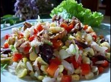 Salada de Arroz   Ernani SantAna Stolaruck