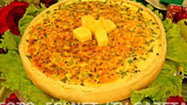 Torta Cremosa 4 Queijos