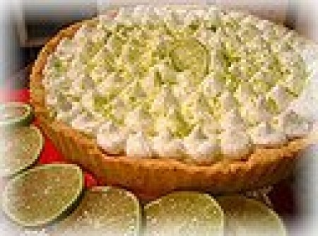 Torta de Limão com Merengue | Tânia Franco