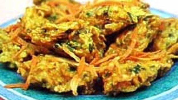 Bolinhos de Cenoura rápidos