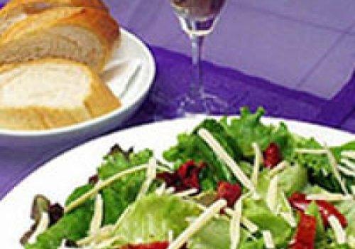 Salada do Amor afrodisíaco