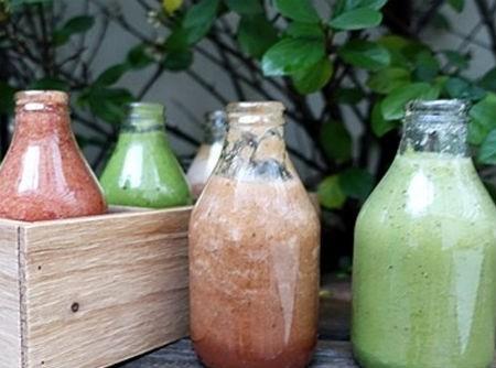Sucos Verdes para Iniciantes 2