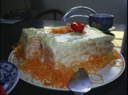 Torta de Pão de Forma | silvia rokita