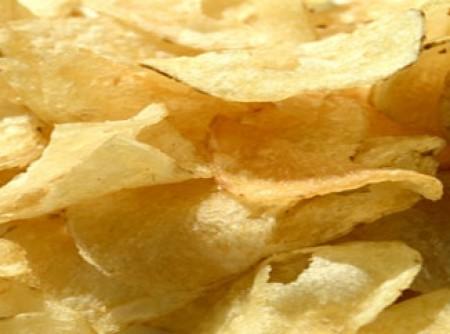 Batatas Crocantes