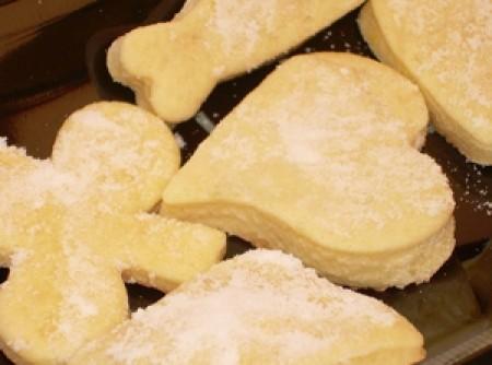 Biscoitinhos de Queijo Estepe