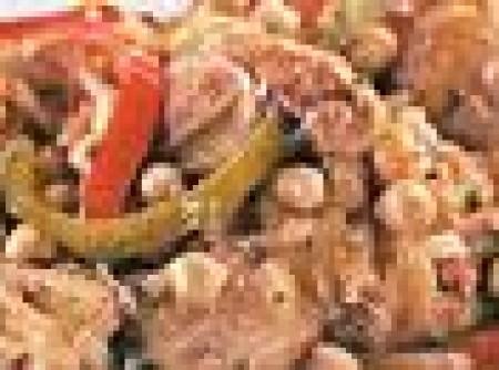 Ensopado de grão de bico ou feijão branco by k&m